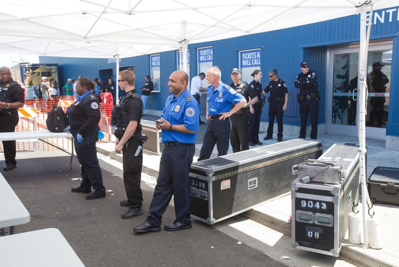TSA's secret 'Quiet Skies' program seems designed to target trans travelers