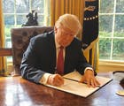Trump has accomplished nothing in his first 100 days