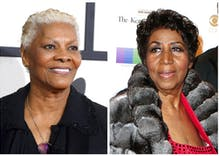 Aretha Franklin just tried to start a diva fight with Dionne Warwick