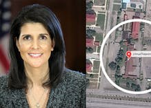 Will UN Ambassador Nikki Haley condemn Chechnya over reported antigay camps?