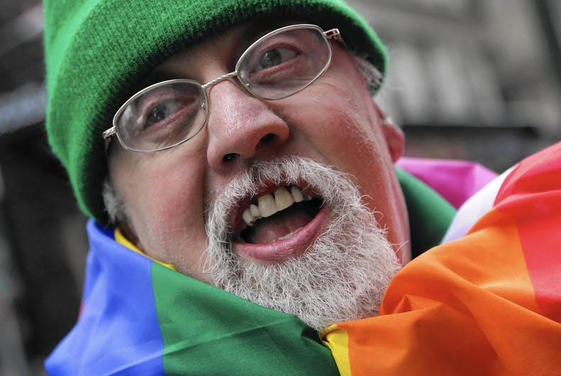 How to watch the live celebration for rainbow flag creator Gilbert Baker