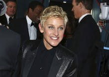 Ellen DeGeneres is the second highest paid TV star in the world