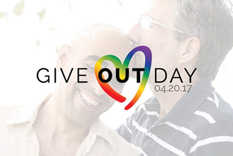 10 LGBT orgs fighting Trump you should donate to on this Give OUT day