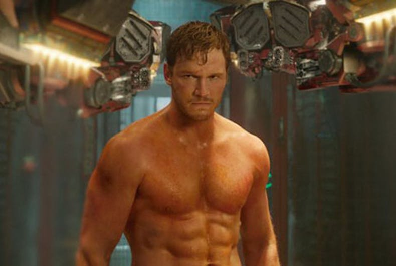Is there a gay subplot in 'Guardians of the Galaxy' sequel?