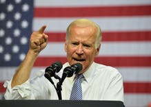 Joe Biden condemns gay 'concentration camps' in Chechnya