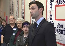 Ossoff just misses outright win in Georgia, here's what that means for you