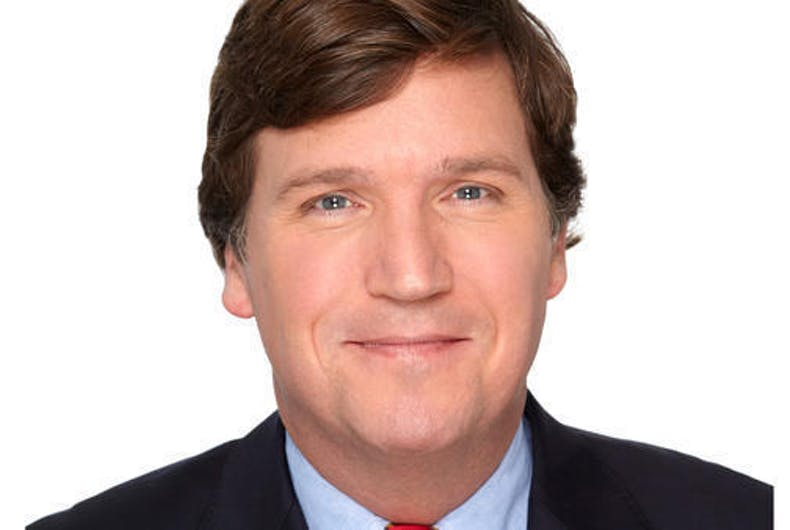Bill O'Reilly's replacement Tucker Carlson beat up a gay guy who 'bothered' him