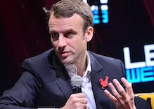 Why LGBTQ organizations are backing Emmanuel Macron for president of France