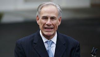 Texas governor says he won't champion transgender bathroom bans any longer