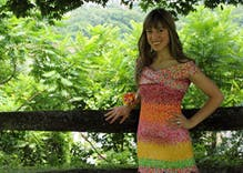 This dress made of Starburst wrappers is the sweetest thing