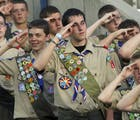 The Mormon Church is cutting ties with the Boy Scouts because it's what Jesus would want
