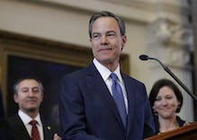 Texas votes to allow adoption agencies to discriminate against non-Christians