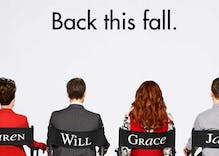 Get excited for Will & Grace to return to TV in about 120 days