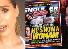 Carmen Carrera defends Richard Simmons' transphobic lawsuit