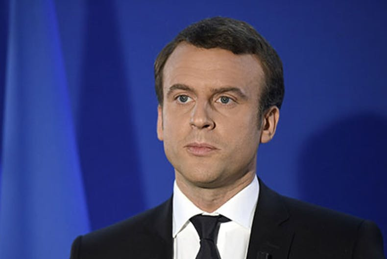 France rejects far-right nationalist, elects centrist Emmanuel Macron president