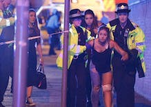 22 dead after terrorists attack Ariana Grande concert in UK