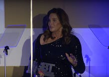 Caitlyn Jenner suffers hate crime outside British LGBT awards ceremony