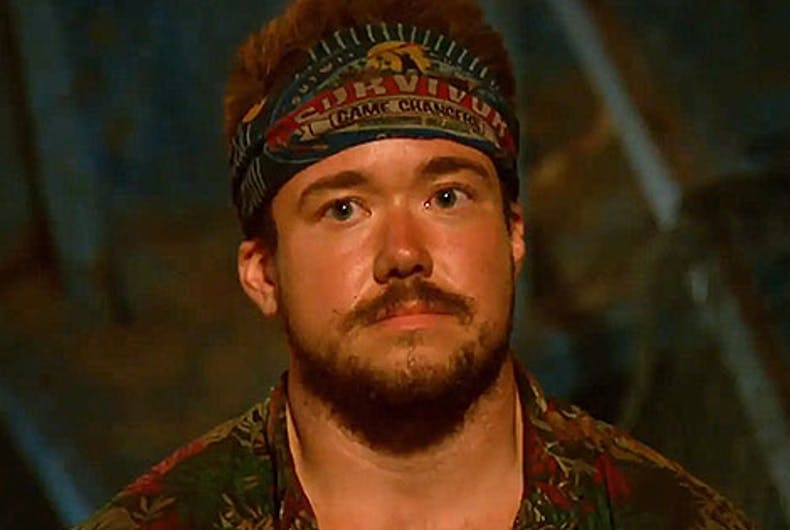 Trans 'Survivor' outed on TV gets voted off the island
