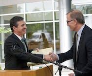 Credit Suisse bank rewards North Carolina for law denying LGBT people civil rights