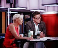 'Morning Joe' hosts Joe Scarborough & Mika Brzezinski are engaged