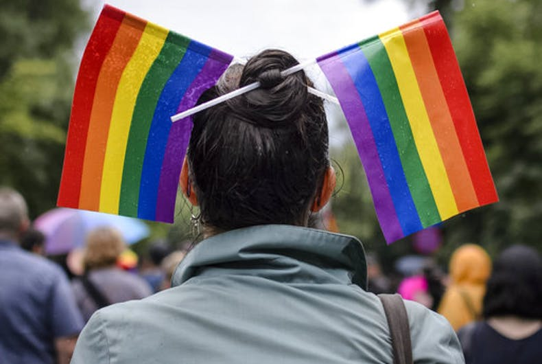 1000 people participate in Pride in Romania