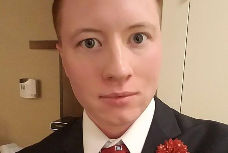 Transgender rights advocate dies at 25