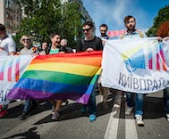 A trip to Ukraine offers a window into life for LGBTQ people in Eastern Europe