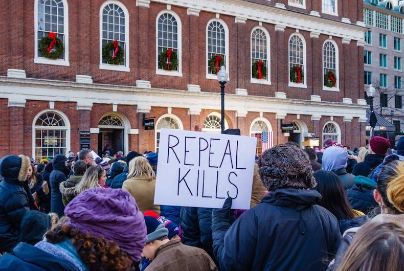 When it comes to Republicans, 'pro-life' politics expire at birth