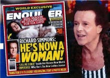 Richard Simmons claims being called transgender is defamatory in new lawsuit