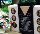 Chicago unveiled a monument dedicated to LGBTQ veterans on Memorial Day