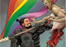Image Comics unveils pride covers of 'Walking Dead,' 'Redneck,' more