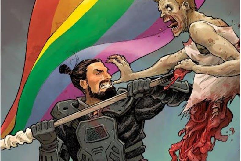 The Walking Dead Pride