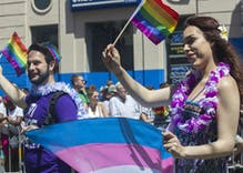 Nearly 50 years after Stonewall, trans people still feel excluded at pride