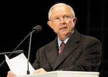 Jeff Sessions says DOJ will 'protect the rights of all transgender persons'