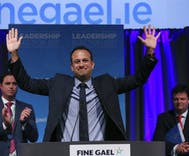 Gay man wins election for Irish prime minister