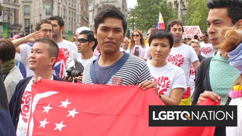 LGBTQ Nation - cover