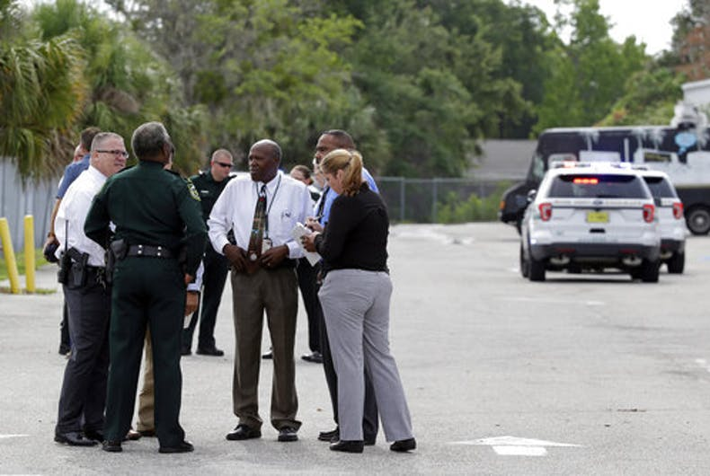 One week before Pulse anniversary, gunman opens fire in Orlando workplace