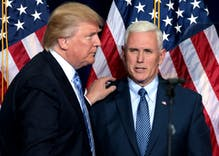 Mike Pence gas-lights gay people: I never supported conversion therapy