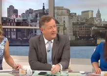 Piers Morgan got destroyed by his own co-host live on British TV & it's amazing