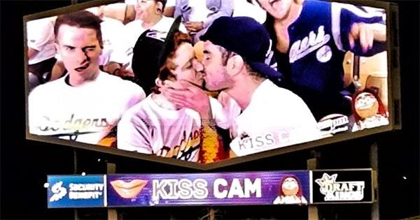 Gay behaviour