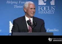 Pence promises hate group they have President Trump's 'unwavering support'