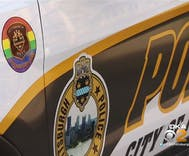 A police union leader is upset cops are celebrating pride with car decals