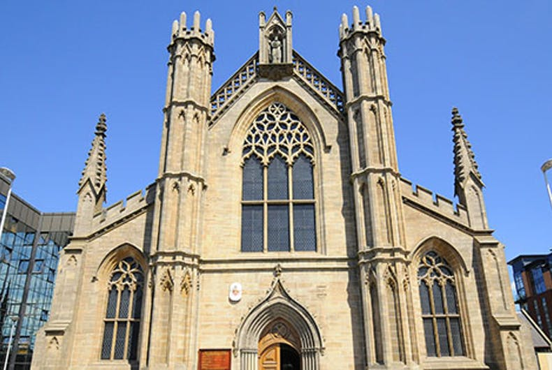 Scottish Episcopalians make history with vote in favor of same-sex marriage