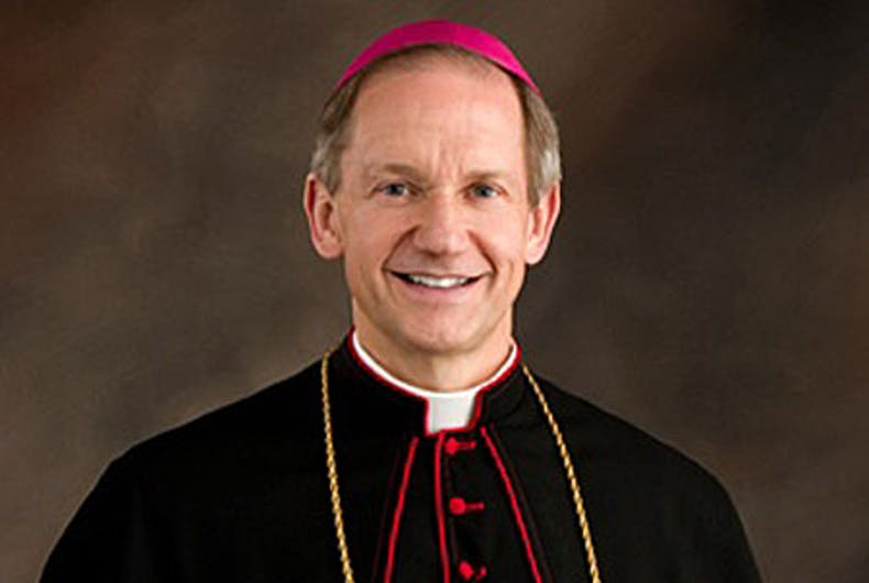 Catholic bishop orders diocese to deny funerals and communion to gay people