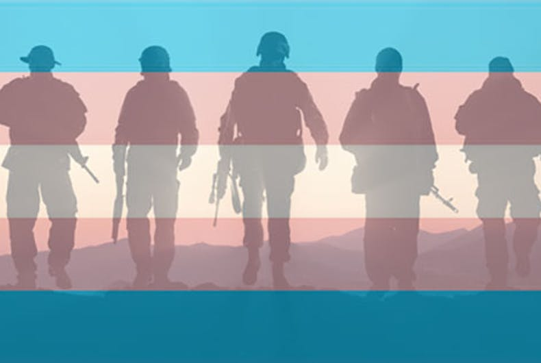 Trump bans transgender people from serving in the military