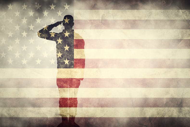 Why I don't pledge my allegiance to the American flag
