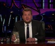 James Cordon schools apathetic Trump with 297 copies of 'Philadelphia'