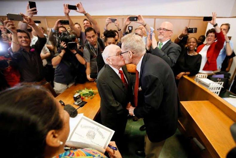 same-sex marriage Texas