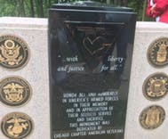 Vandals defaced a monument for LGBT veterans & only the American Legion cares