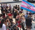 4 protestors arrested at Columbus Pride parade